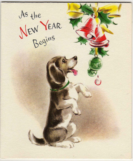 С новым годом открытки на английском языке, днем рождения
