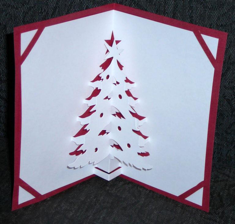 Новогодняя три д открытка с детьми, вопрос как дела