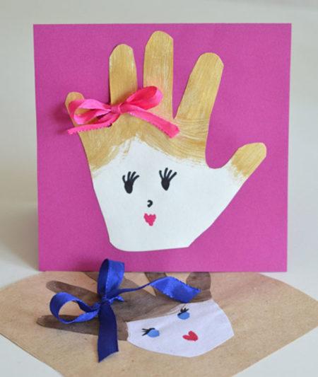 Картинка, открытки на юбилей своими руками для детского сада